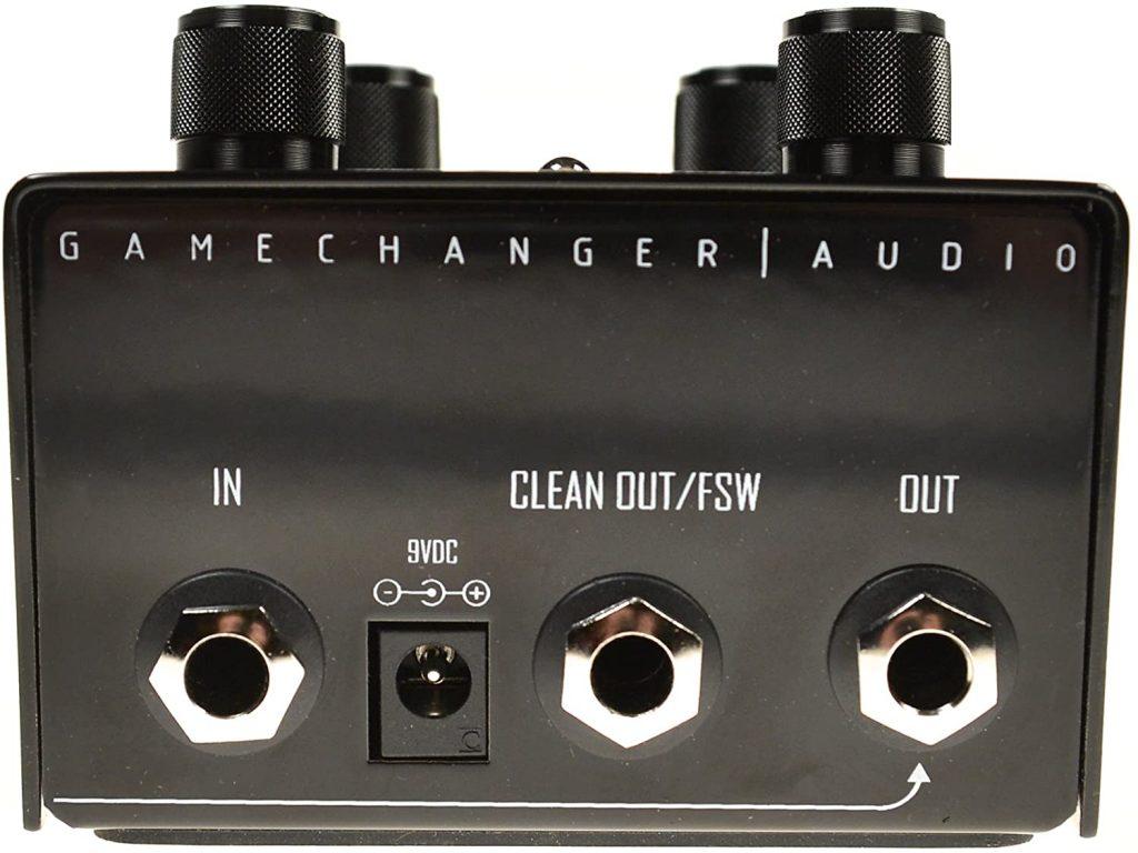 Gamechanger Plus Pedal